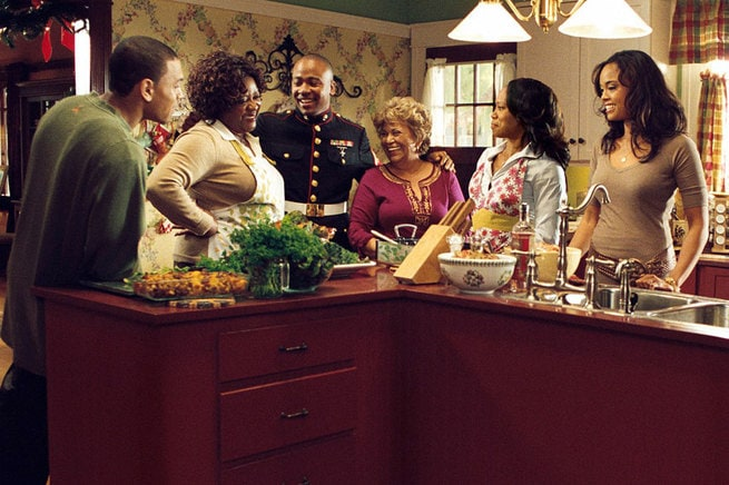 Columbus Short, Lupe Ontiveros, Loretta Devine, Chris Brown, Sharon Leal, Regina King