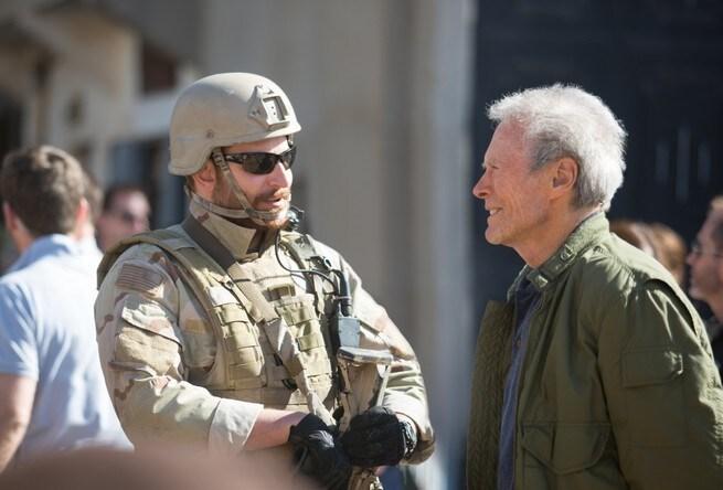 Bradley Cooper, Clint Eastwood