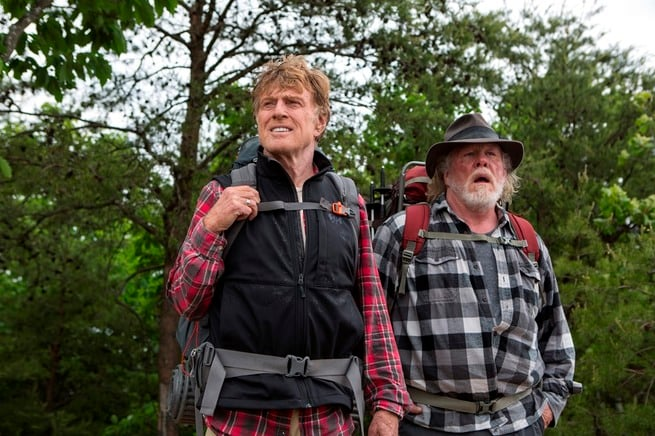 Robert Redford, Nick Nolte