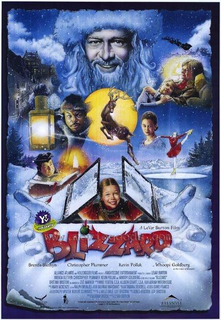 I Film Di Babbo Natale.Blizzard La Renna Di Babbo Natale 2003 Filmtv It