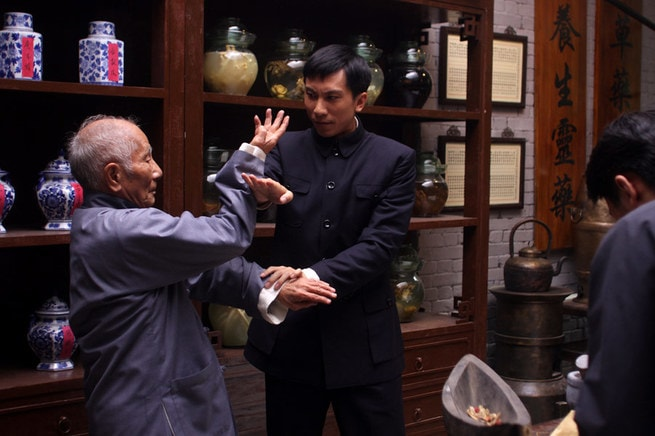 2/7 - The Legend is Born: Ip Man