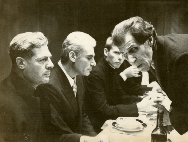 Marcello Mastroianni, Gian Maria Volonté