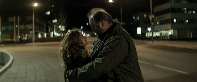 Ilmur Kristjánsdóttir, Gunnar Jónsson