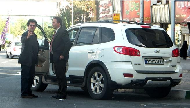 2/7 - Taxi Teheran