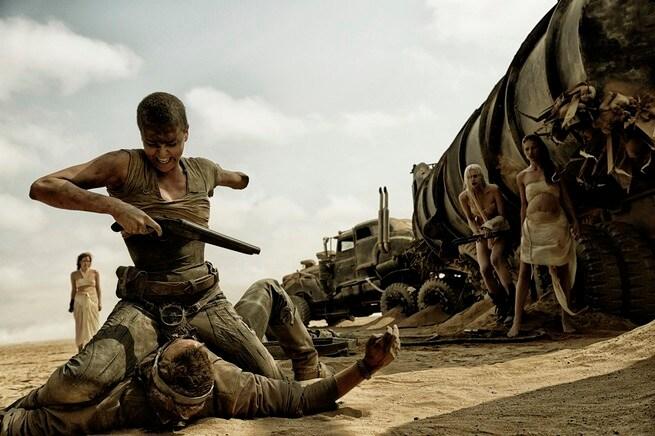 1/7 - Mad Max: Fury Road