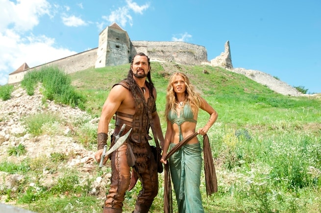 Victor Webster, Ellen Hollman