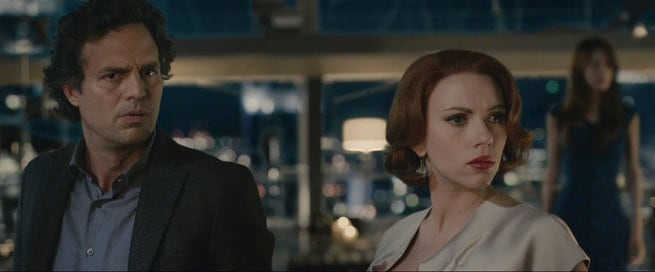 2/7 - The Avengers: Age of Ultron