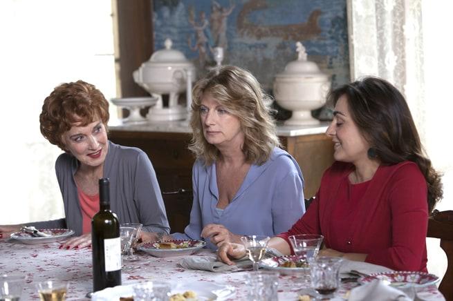 Marisa Paredes, Angela Finocchiaro, Candela Peña