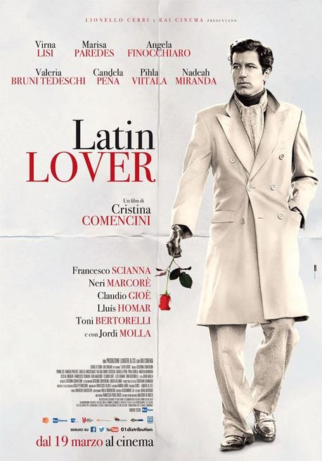 2/7 - Latin Lover