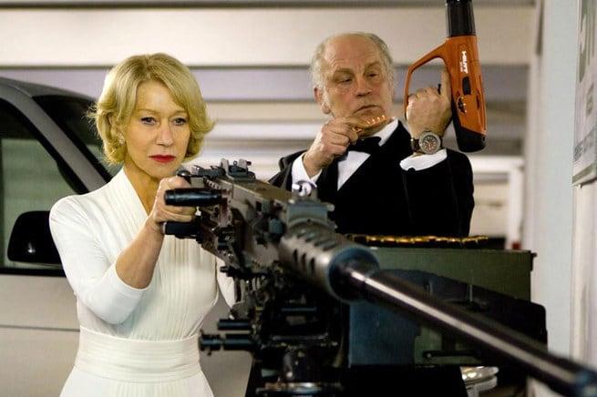 Helen Mirren, John Malkovich