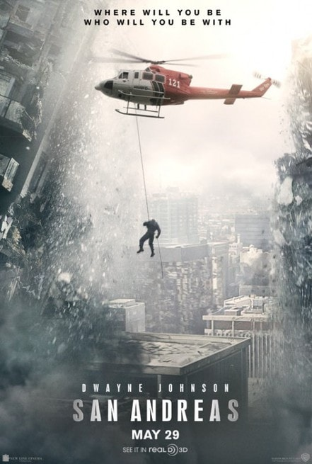 San andreas film streaming ita senza limiti