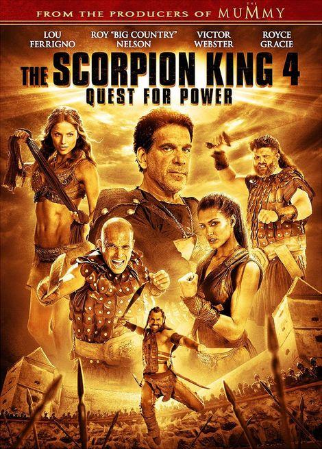 Il Re Scorpione 4 – La Conquista Del Potere (2015)