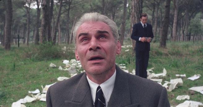 Gian Maria Volonté, Marcello Mastroianni
