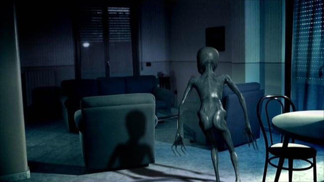 1/7 - Aliens Night