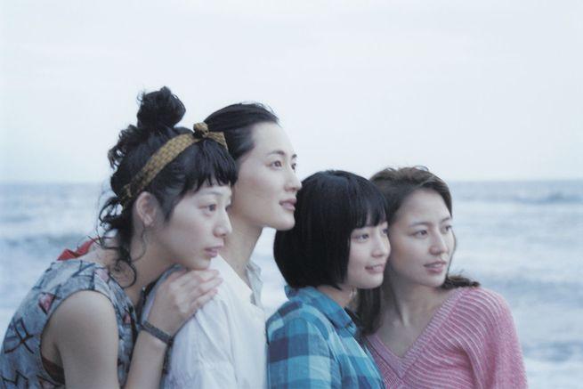 Haruka Ayase, Suzu Hirose, Kaho