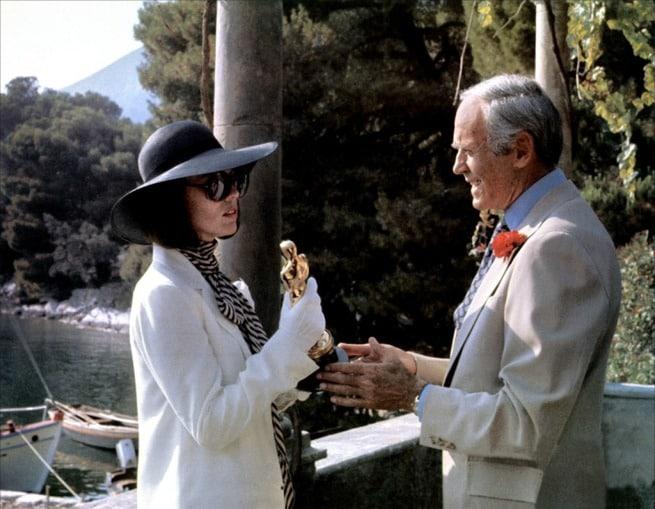 Marthe Keller, Henry Fonda