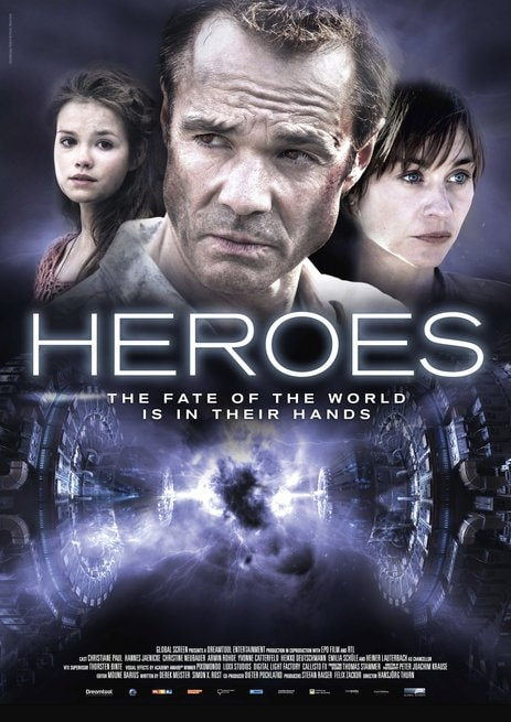 Heroes – Catastrofe Imminente (2013)