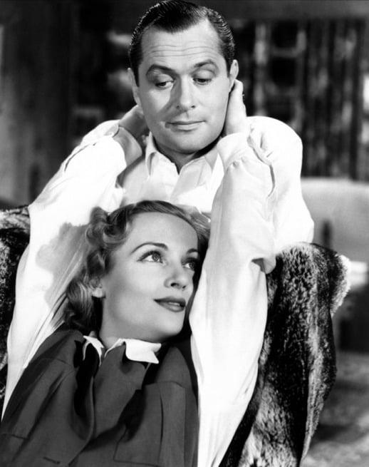 Carole Lombard, Robert Montgomery