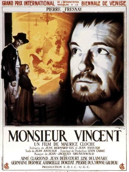 Risultati immagini per Monsieur Vincent
