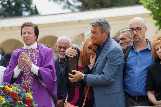 Mago Silvan, Rocco Barbaro, Claudia Pandolfi