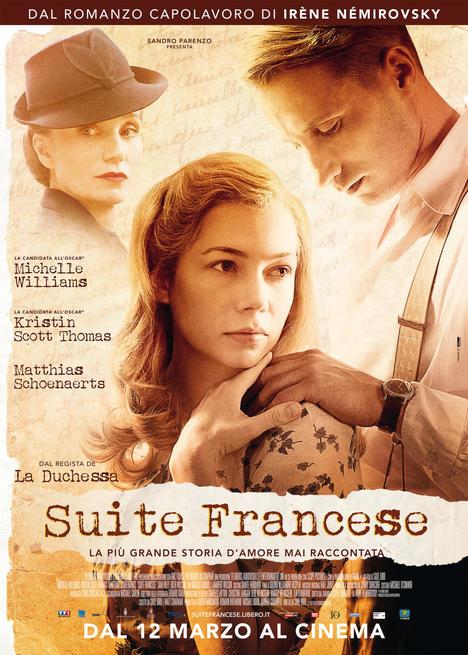 Suite Française (2015) HDRip SUB-ITA