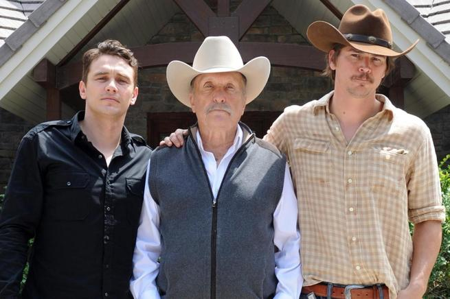 James Franco, Robert Duvall, Josh Hartnett