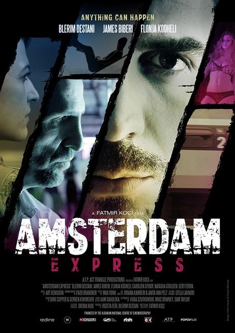 Amsterdam Express (2014) me Titra Shqip