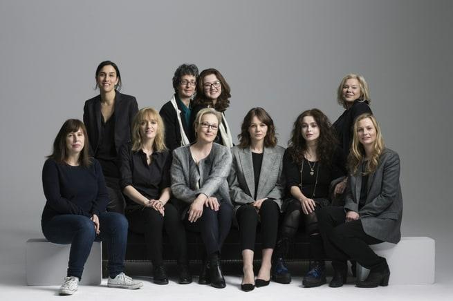 Carey Mulligan, Meryl Streep, Helena Bonham Carter, Sarah Gavron, Romola Garai, Anne-Marie Duff