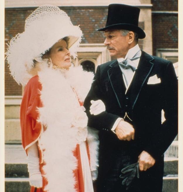 Katharine Hepburn, Laurence Olivier