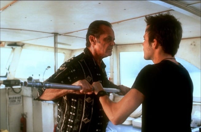 Jack Nicholson, Stephen Dorff