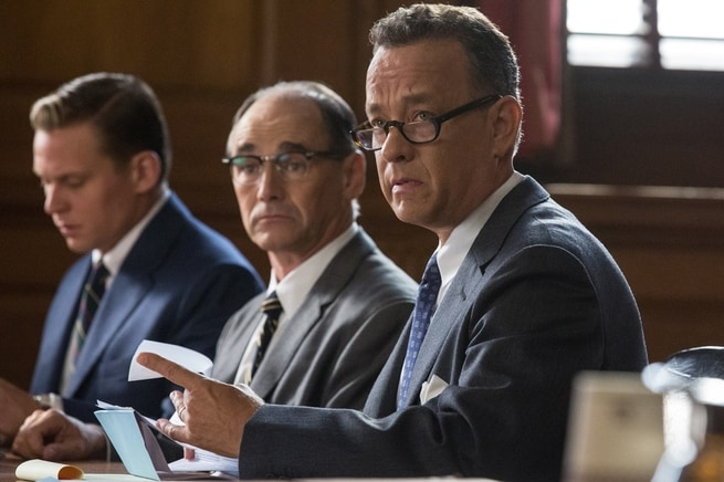 Tom Hanks, Mark Rylance, Billy Magnussen