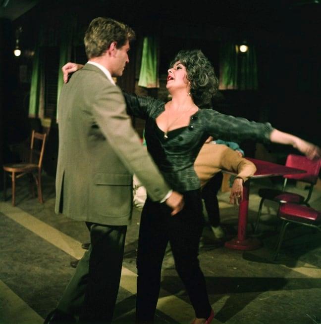 Elizabeth Taylor, George Segal