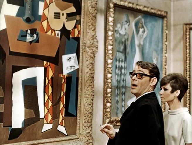 Risultati immagini per come rubare un milione di dollari e vivere felici film 1966