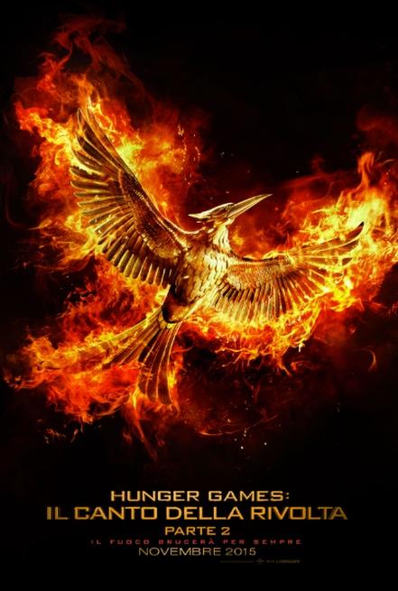 1/7 - Hunger Games: Il canto della rivolta - Parte 2