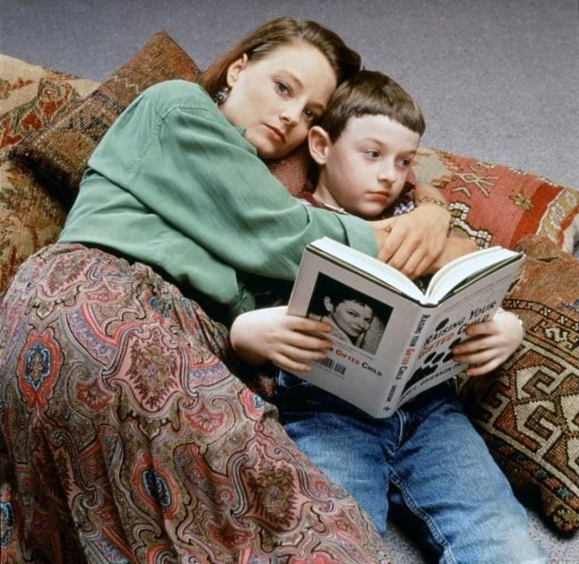 Jodie Foster, Adam Hann-Byrd