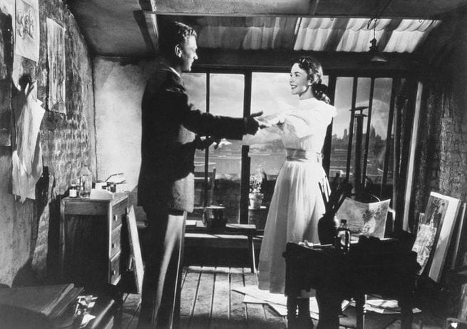 Joseph Cotten, Jennifer Jones