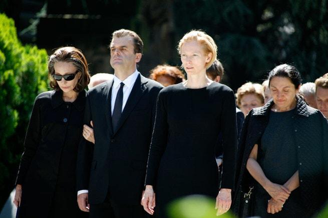 Marisa Berenson, Pippo Delbono, Tilda Swinton, Maria Paiato