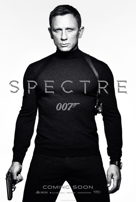 1/7 - 007: Spectre