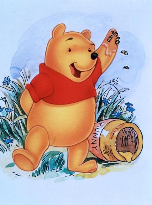 2/7 - Le avventure di Winnie the Pooh