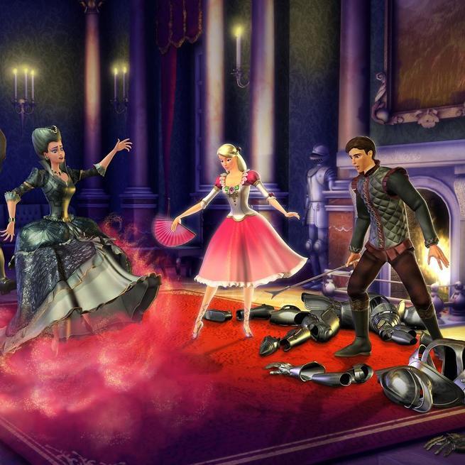 Barbie in the 12 Dancing Princesses (Video 2006) - Release ...
