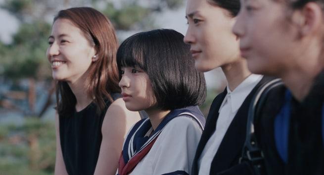 Kaho, Masami Nagasawa, Suzu Hirose, Haruka Ayase