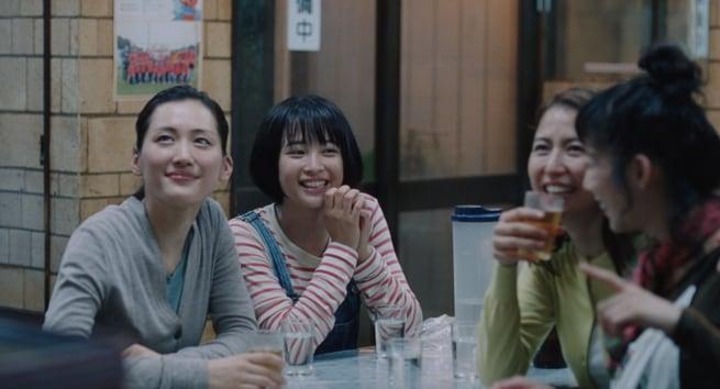 Masami Nagasawa, Kaho, Suzu Hirose, Haruka Ayase