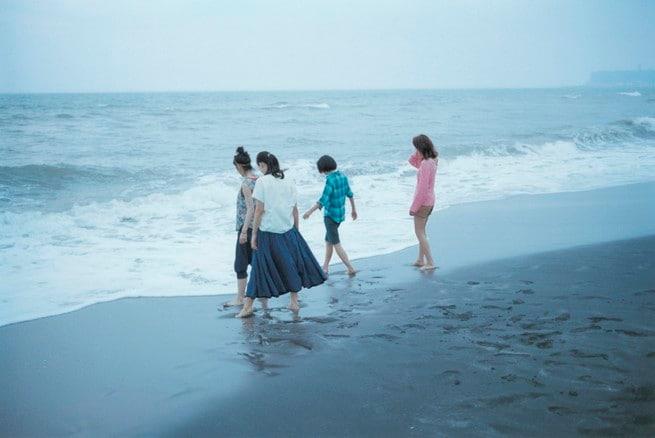 Suzu Hirose, Haruka Ayase, Masami Nagasawa, Kaho