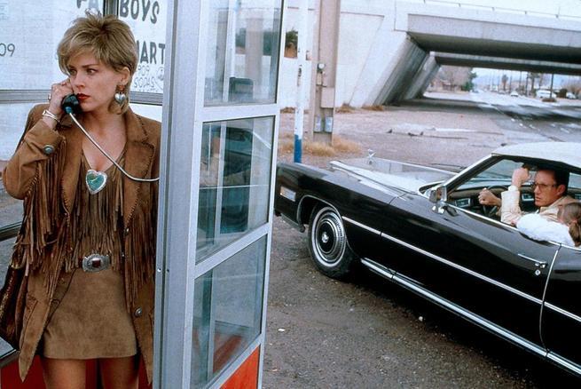 Sharon Stone, James Woods