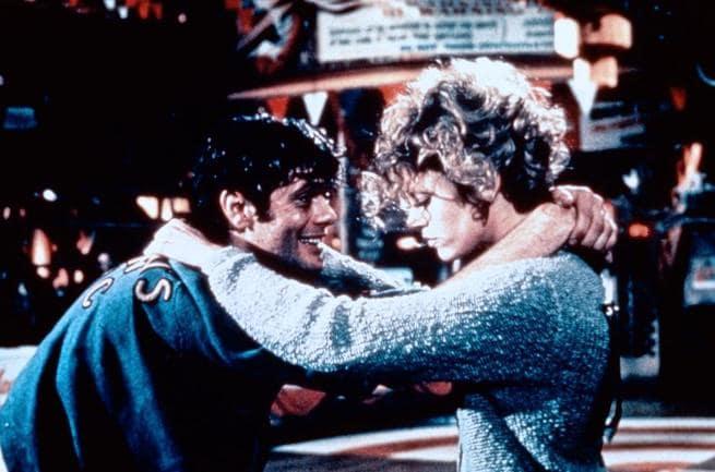 Michael Sarazin, Jane Fonda