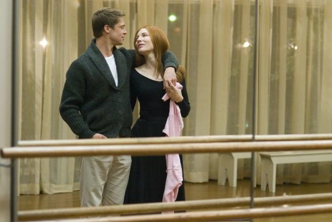 Brad Pitt, Cate Blanchett