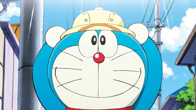2/7 - Doraemon - Le avventure di Nobita e dei 5 esploratori