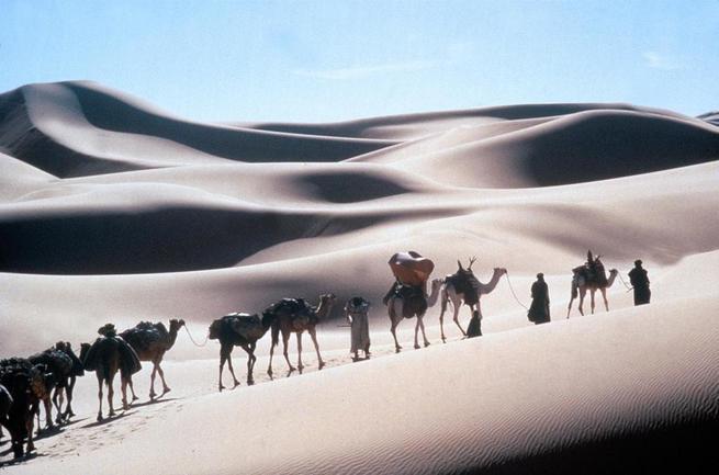 Risultati immagini per il tè nel deserto