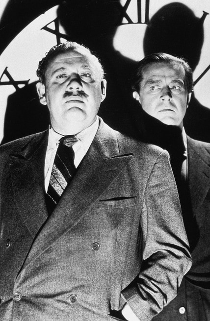 Charles Laughton, Ray Milland