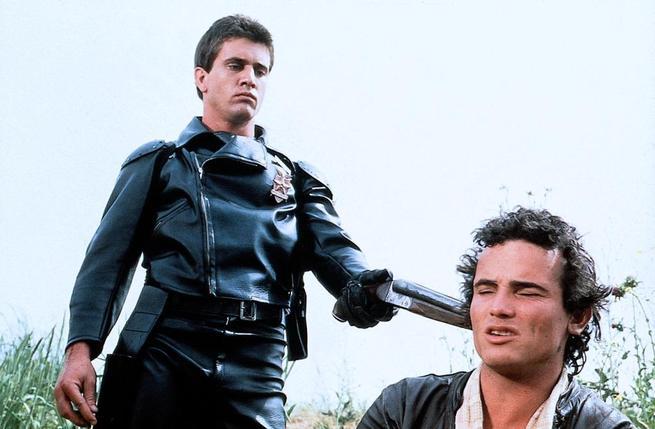 Mel Gibson, Tim Burns